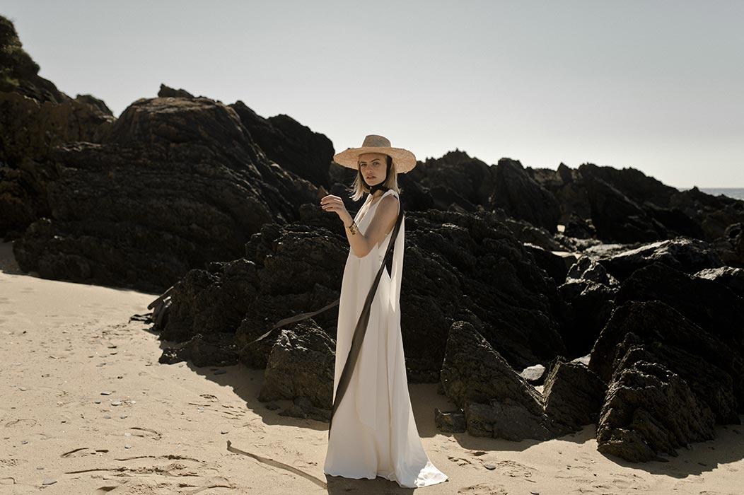 Amarildine JALOUSE Robe de mariee boheme chic Photo solveigandronan1